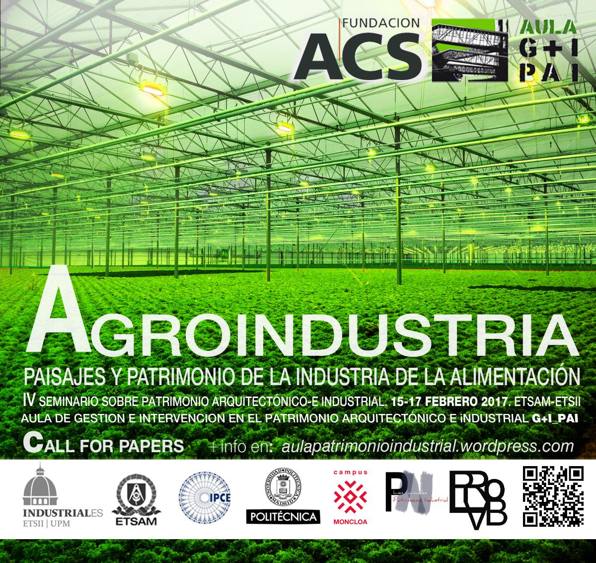 IV Seminario G+I_PAI. Agroindustria