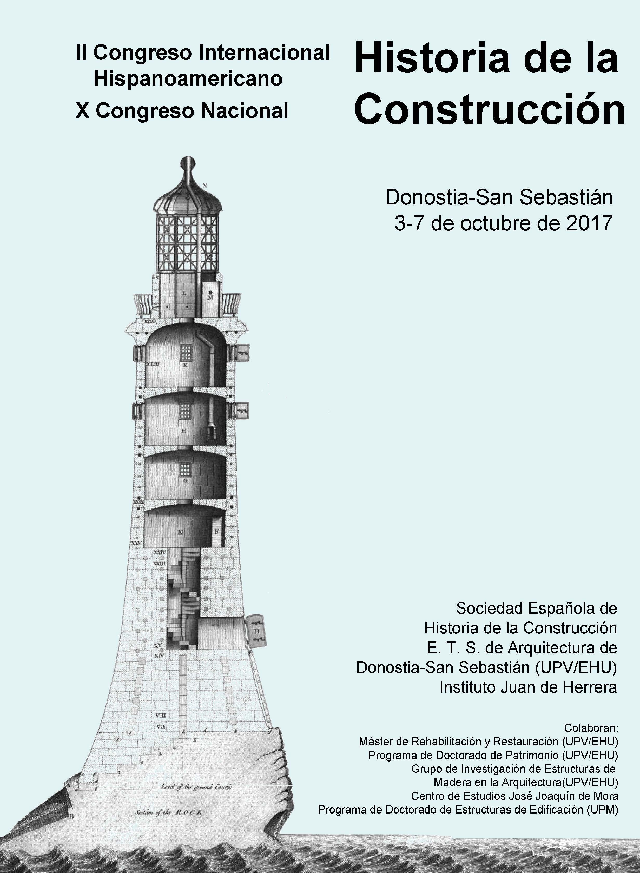 Congreso sobre historia de la construcción.
