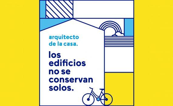 Campaña COAM Arquitecto de la casa