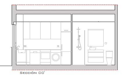 Cambio de uso, Local a vivienda, Transformación de local a Vivienda, JGBarquitectura